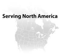 Serving North America